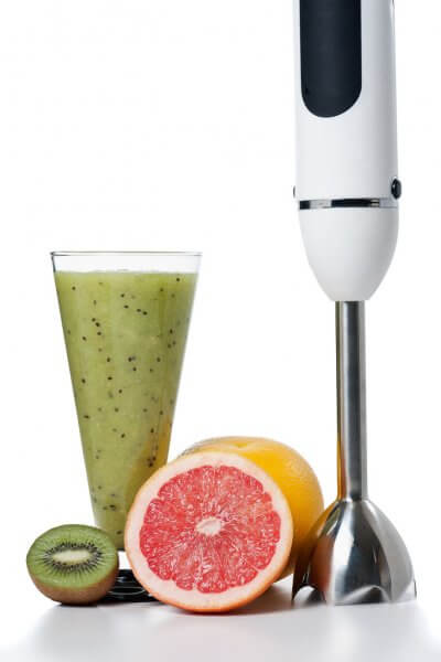 frullatore a immersione per smoothies